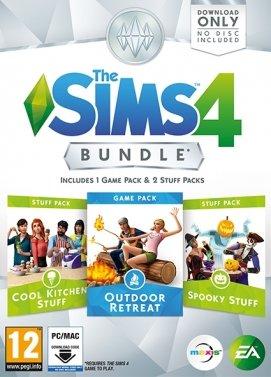 The Sims 4: Bundle Pack 2 [EN obal] (PC)
