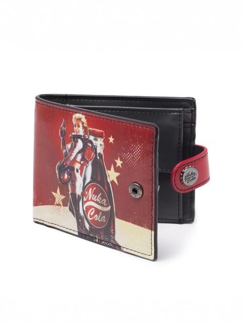 Peněženka Fallout - Nuka Cola (PC)
