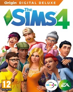 The Sims 4 Digital Deluxe Edition (DIGITAL)