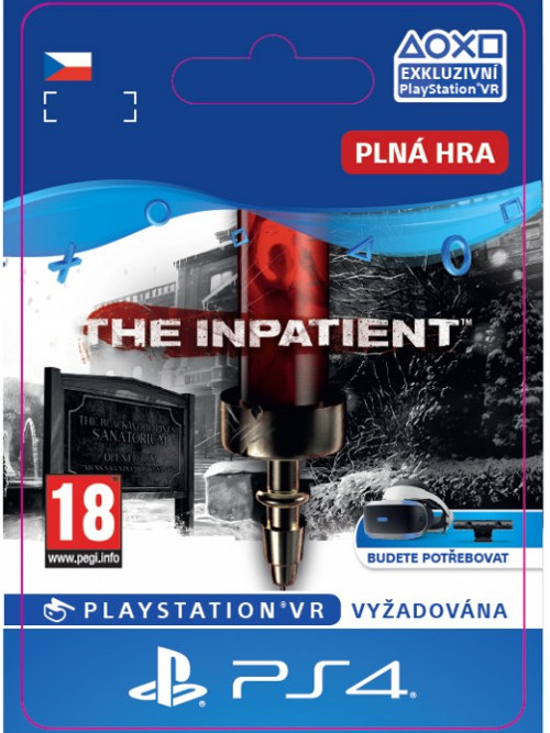 The Inpatient (PS4 DIGITAL)
