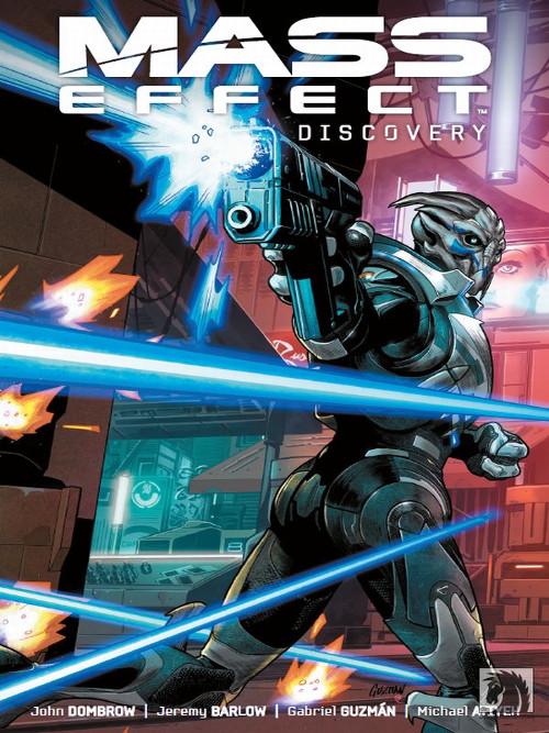 Komiks Mass Effect: Odhalení (PC)