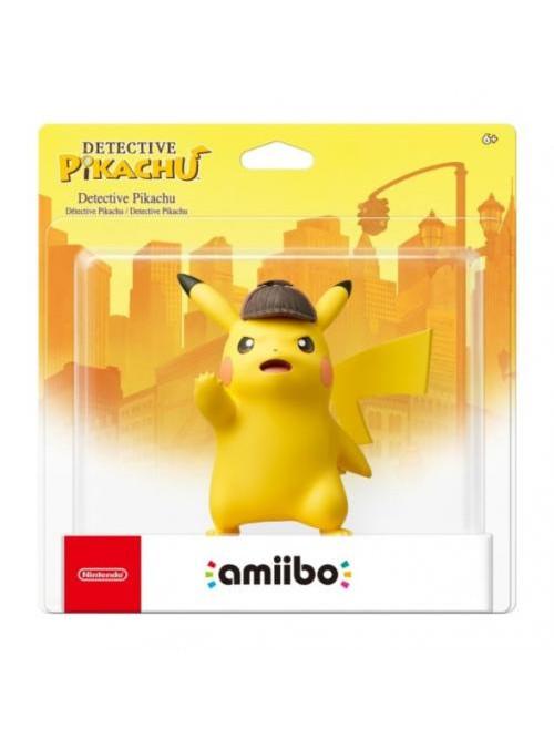 Figurka amiibo Detective Pikachu - Detective Pikachu (PC)
