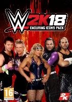 WWE 2K18 Enduring Icons Pack (PC) DIGITAL (PC)