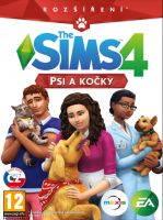 The Sims 4: Psi a kočky (DIGITAL)