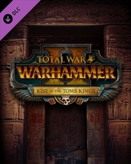 Total War WARHAMMER II Rise of the Tomb Kings (DIGITAL)