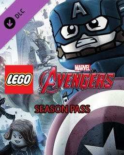 LEGO MARVEL Avengers Season Pass (DIGITAL)