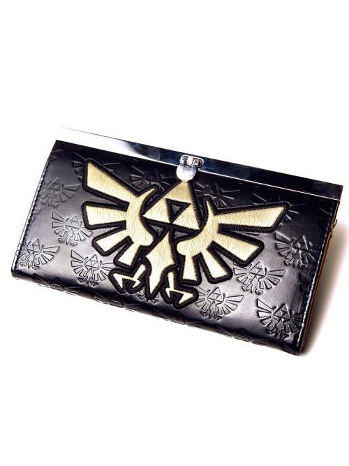 Peněženka The Legend of Zelda - Golden Logo (dámská) (PC)