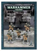 W40k: Easy To Build: Cadians (5 figurek)