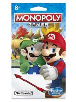 Monopoly - Gamer Edition Figure Pack (Luigi)
