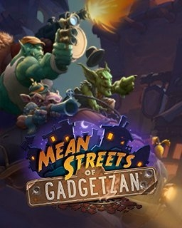 15x Hearthstone Mean Streets of Gadgetzan (PC DIGITAL)