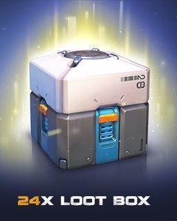 Overwatch 24 Loot Box (PC DIGITAL) (PC)