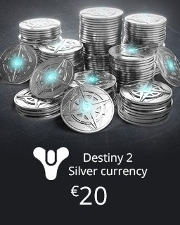 Silver Currency Destiny (PC DIGITAL)