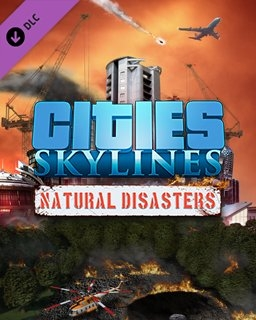 Cities Skylines Natural Disasters (PC DIGITAL) (PC)