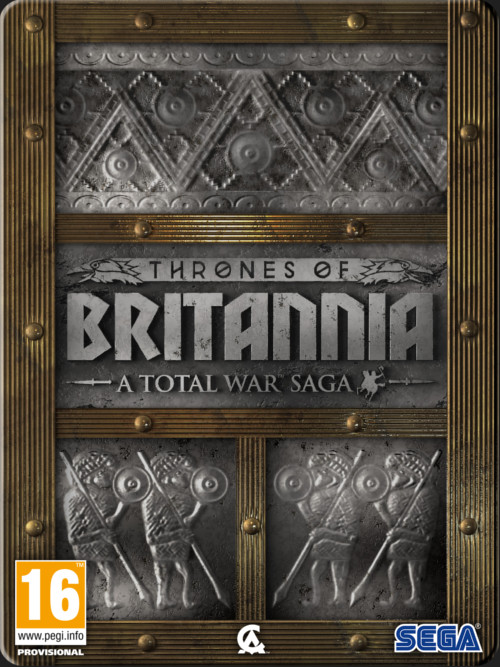 Total War Saga: Thrones of Britannia - Limited Edition (PC)