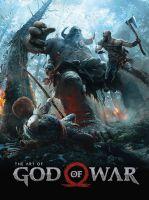 Kniha The Art of God of War