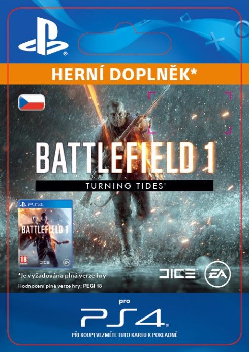 Battlefield™ 1 Turning Tides (PS4 DIGITAL) (PS4)