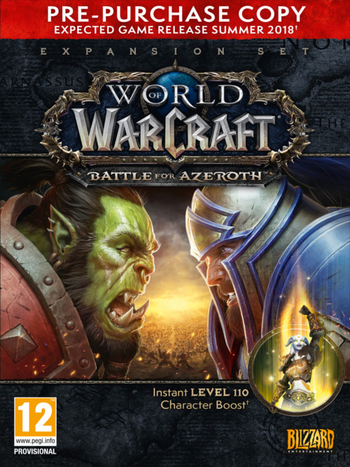 World of Warcraft: Battle for Azeroth - Pre-purchase Edition (PC)