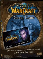 Koupit World of Warcraft - p�edplacen� karta