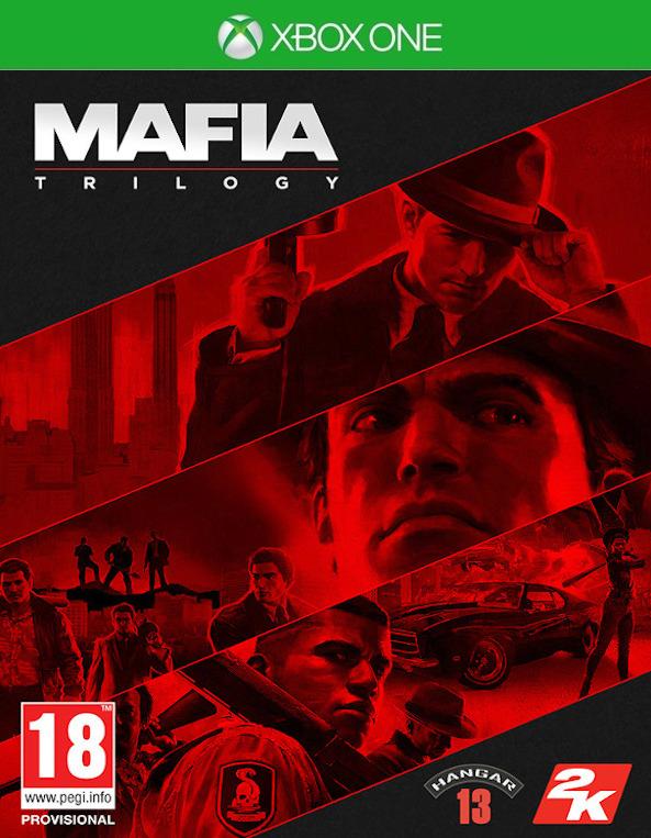 Mafia Trilogy BAZAR (XBOX)