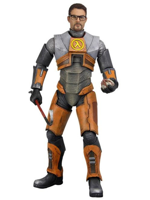 Figurka Half-Life 2 - Gordon Freeman (PC)