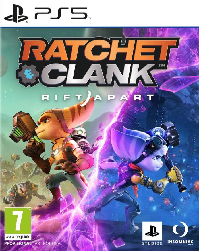 Ratchet & Clank: Rift Apart BAZAR (PS5)