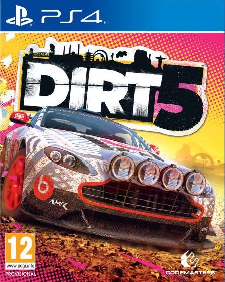 DIRT 5 BAZAR (PS4)