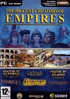 Biggest Creators Of Empires Collection (PC)
