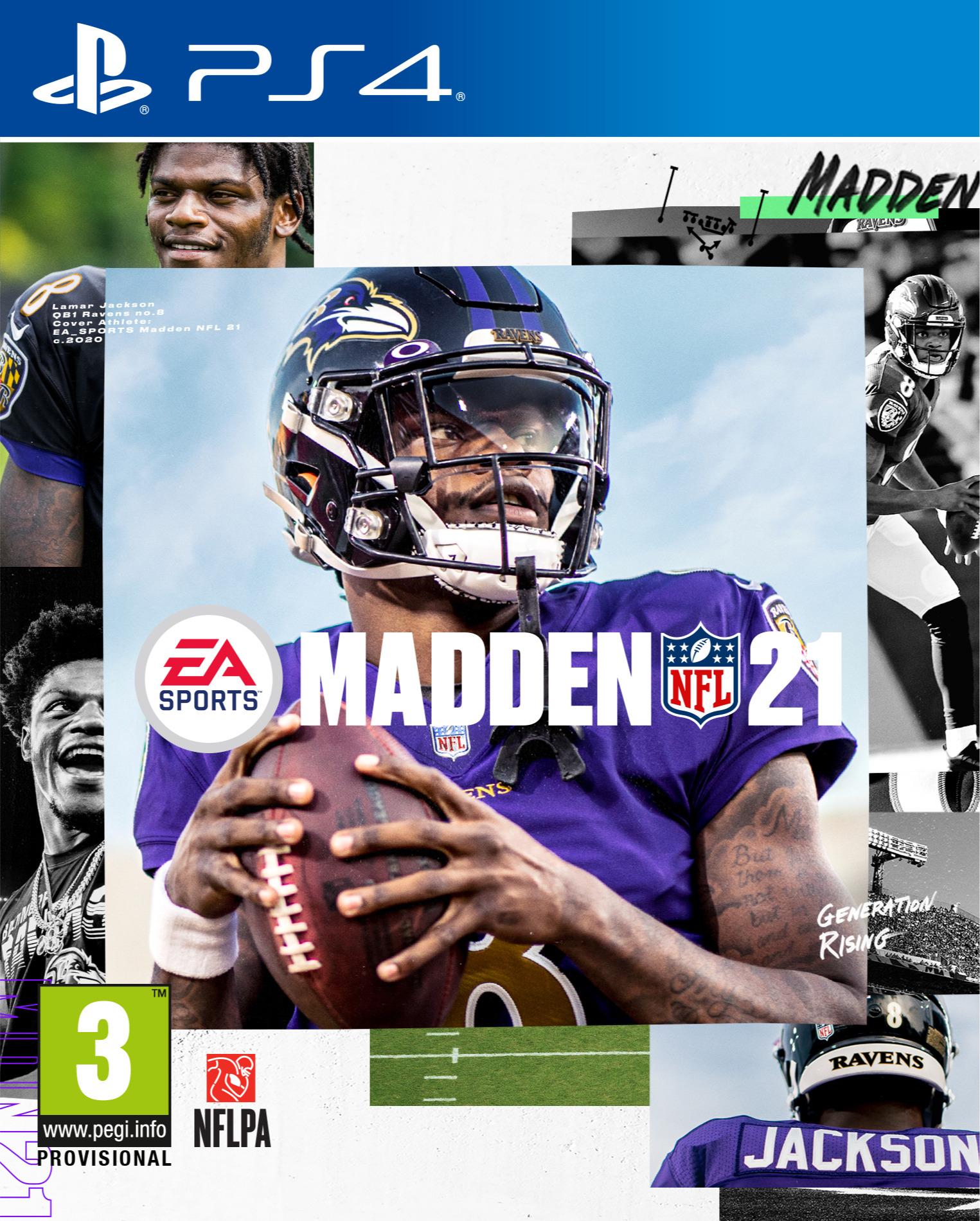 Madden NFL 21 BAZAR (PS4)