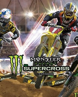 Monster Energy Supercross The Official Videogame (PC DIGITAL) (PC)