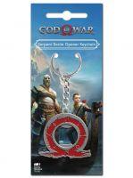 Klíčenka God of War - Serpent
