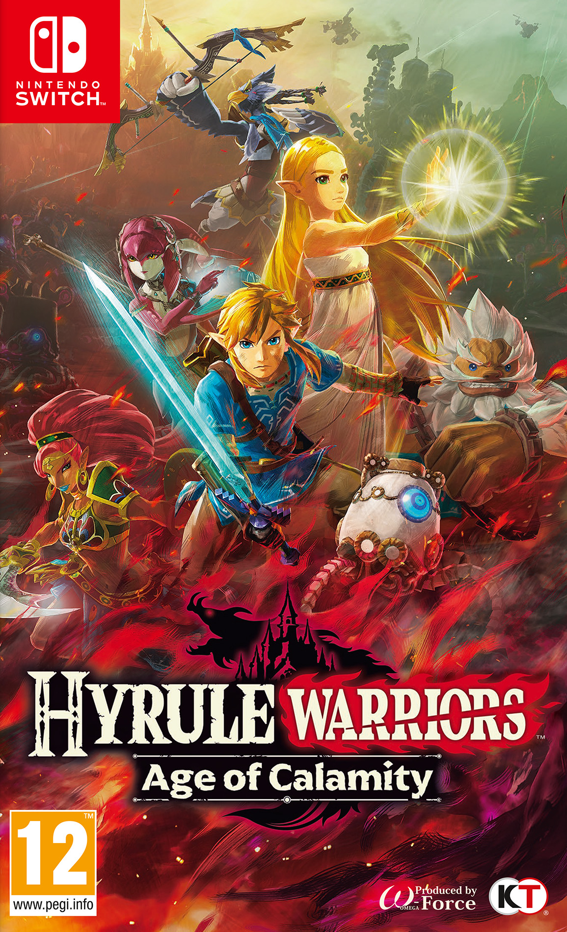 Hyrule Warriors: Age of Calamity BAZAR (SWITCH)