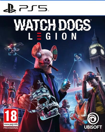 Watch Dogs: Legion BAZAR (PS5)