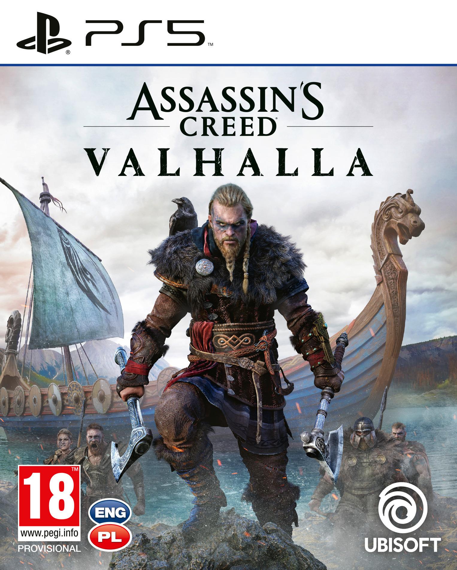 Assassins Creed: Valhalla BAZAR (PS5)
