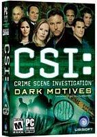 CSI : Dark Motives (PC)