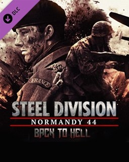 Steel Division Normandy 44 Back to Hell (DIGITAL)