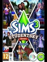 The Sims 3: Studentský život (DIGITAL)