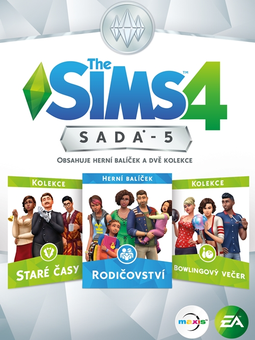 The Sims 4: Bundle Pack 5 (DIGITAL)