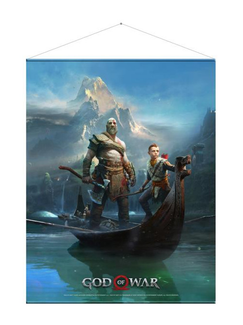 Wallscroll God of War - Father and Son (PC)