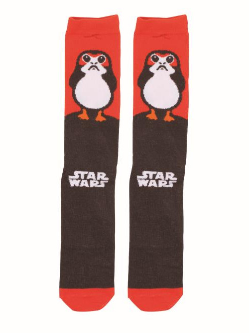 Ponožky Star Wars - Porgs Crew (velikost 43/46) (PC)