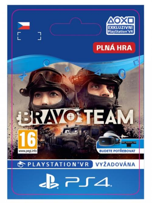 Bravo Team (PS4 DIGITAL)