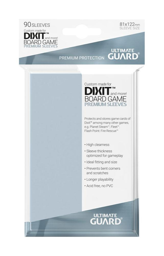 Ochranné obaly na Dixit karty (PC)