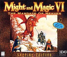 Might and Magic 6 Special Edition (PC)