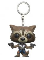 Klíčenka Guardians of the Galaxy vol. 2 - Rocket (Funko)