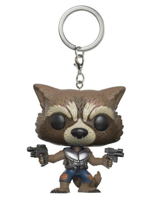 Klíčenka Guardians of the Galaxy vol. 2 - Rocket (Funko) (PC)