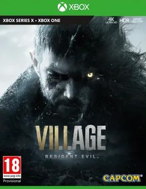 Resident Evil 8: Village BAZAR (XBOX)