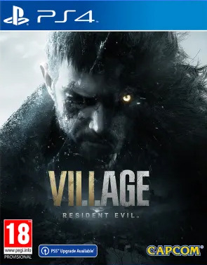 Resident Evil 8: Village BAZAR (PS4)