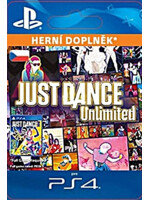 Just Dance Unlimited - 12 months pass (PS4 DIGITAL)
