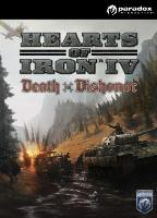 Hearts of Iron IV: Death or Dishonor (PC/MAC/LX) DIGITAL