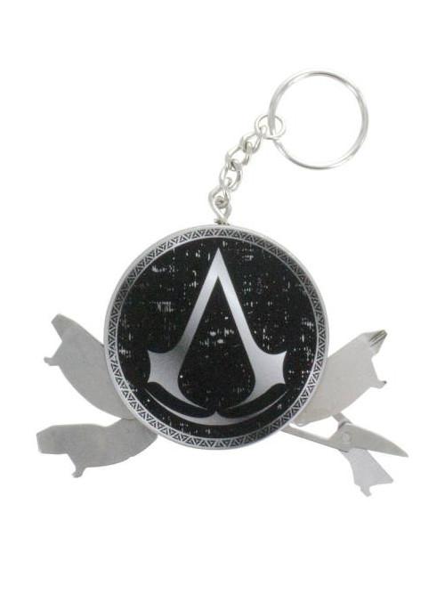 Klíčenka Assassins Creed - Logo Multitool (PC)