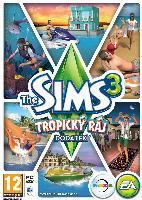 The Sims 3 Tropický ráj (PC DIGITAL) (PC)